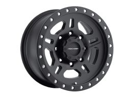 Pro Comp Wheels Xtreme Alloys Series 5029 Black Finish