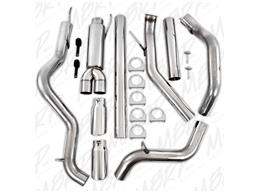 MBRP Exhaust XP Series Turbo Back Dual Exit